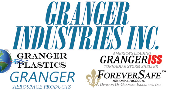 Granger Industries, Granger Plastics Company, Granger Aerospace, ForeverSafe Products